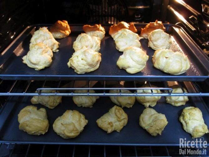 Pasta choux (o pasta per bignè) 16