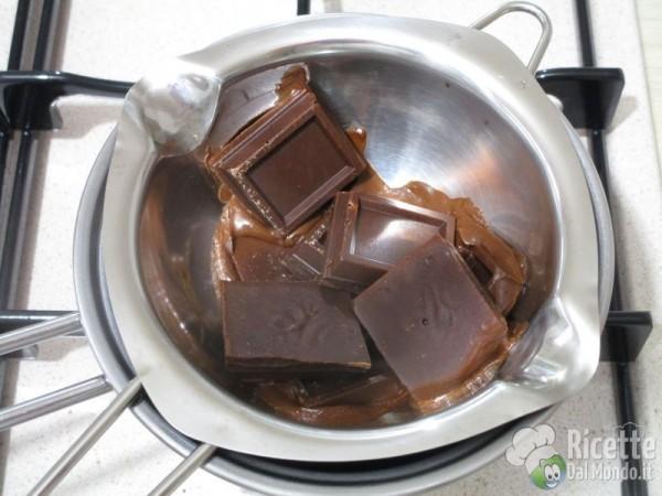 Fichi secchi con noci e cioccolato 5