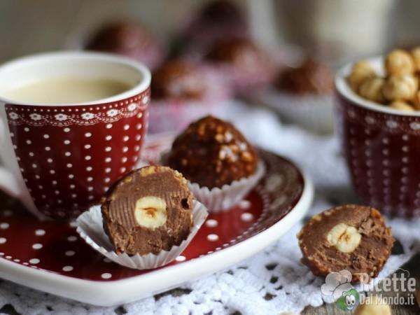 Ricetta simil Ferrero Rocher