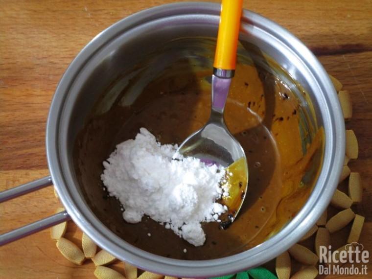 Cioccolatini con crema al caffè 4