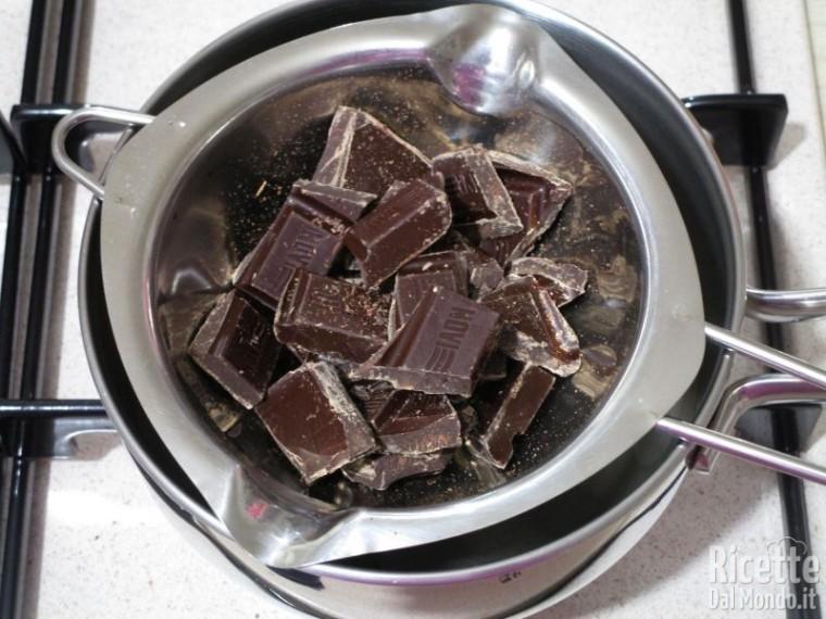 Cioccolatini con crema al caffè 5