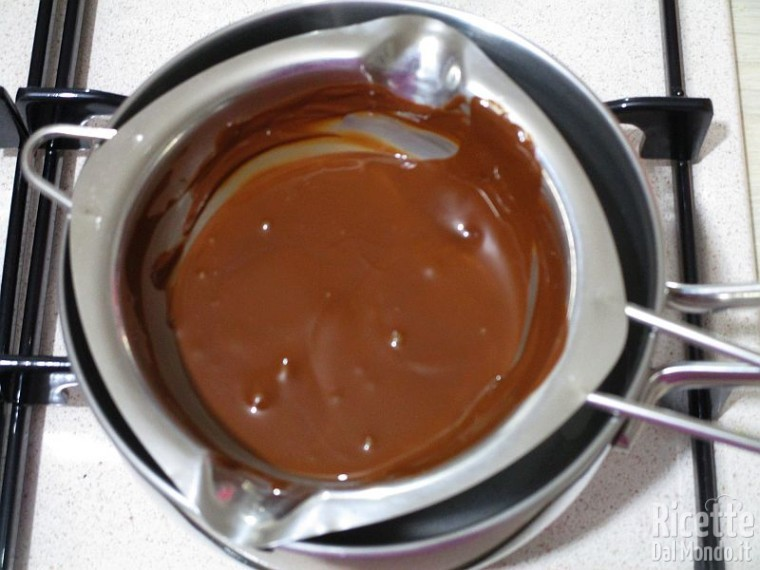 Cioccolatini con crema al caffè 6