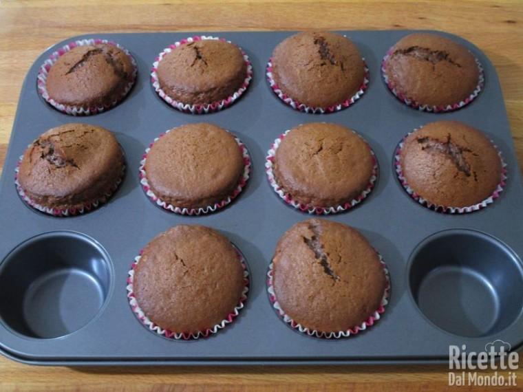 Muffin nutelotti 6