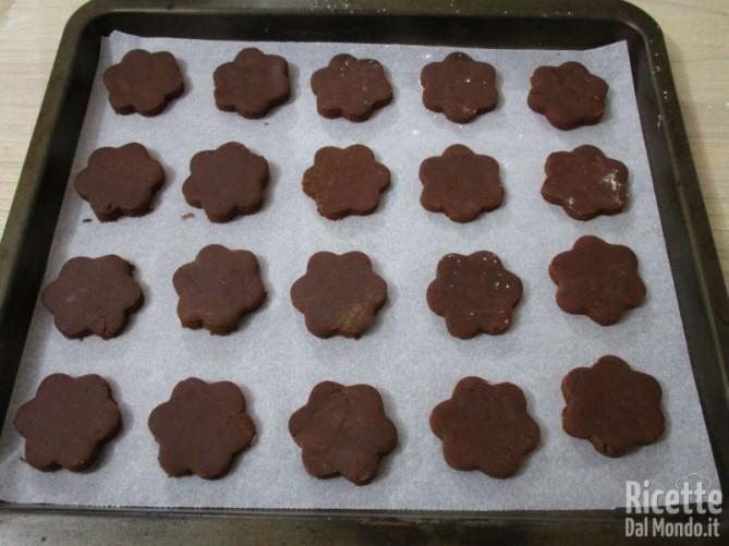 Biscotti al cioccolato Bimby | RicetteDalMondo.it