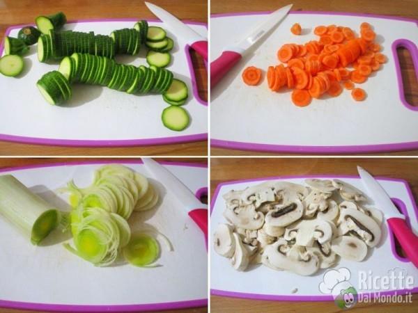 Lasagne vegetariane 2