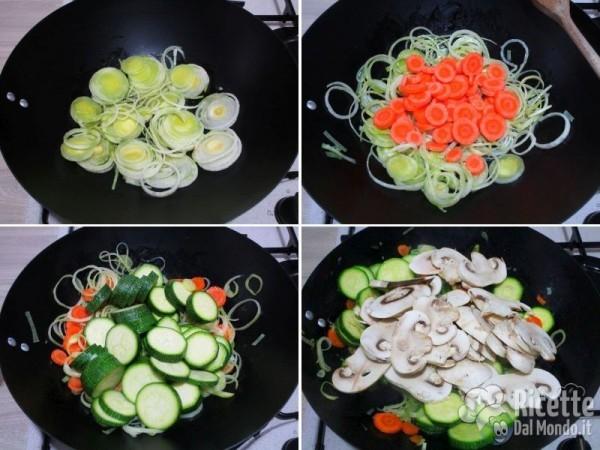 Lasagne vegetariane 3