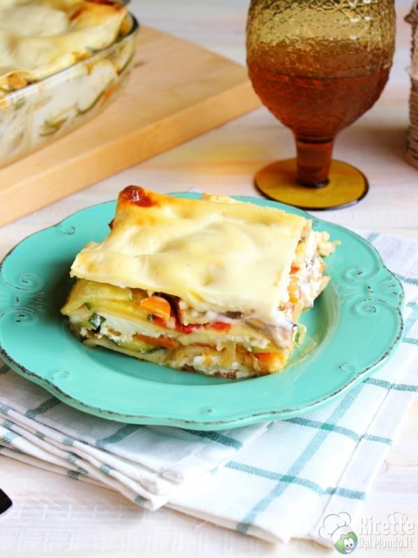 Come fare le lasagne vegetariane
