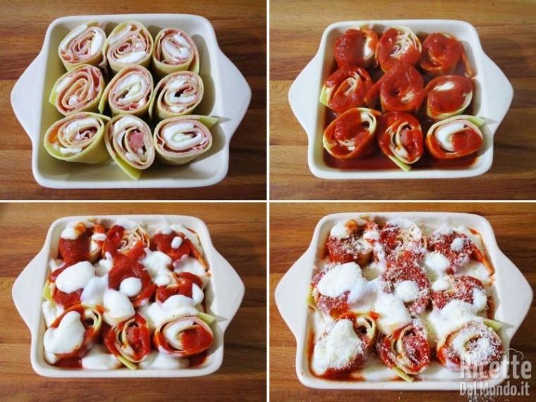 Rose di lasagne 7