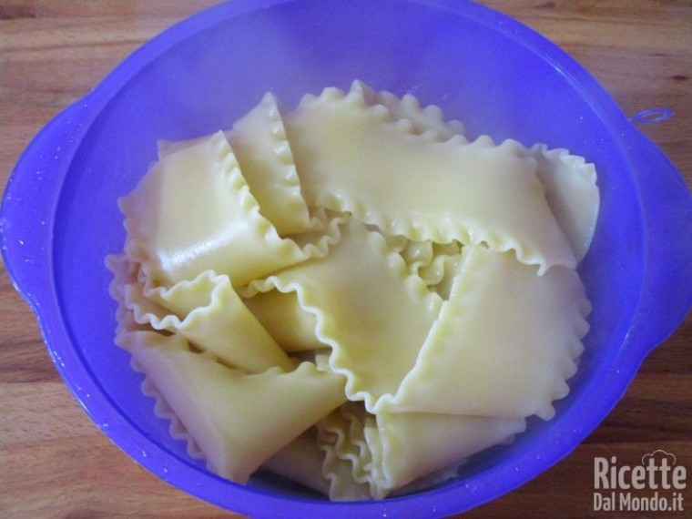 Lasagne ricce 7