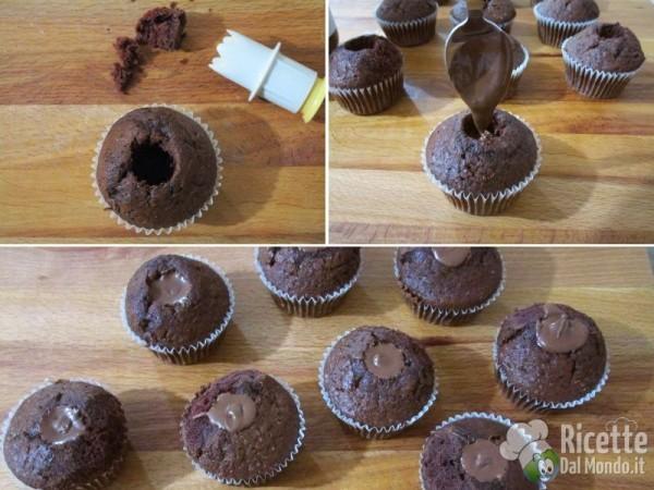 Cupcakes Ferrero Rocher 5