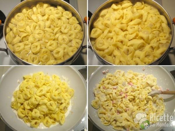 Tortellini ricette estive