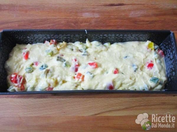 Plumcake alle verdure 10