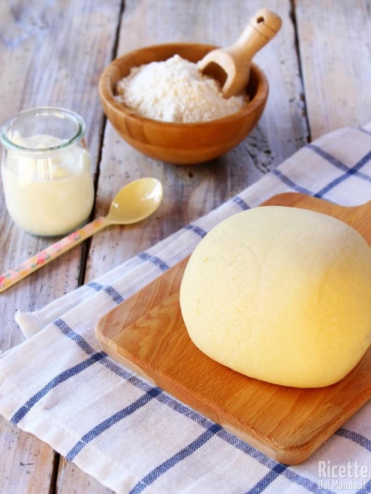 Come fare la pasta frolla allo yogurt