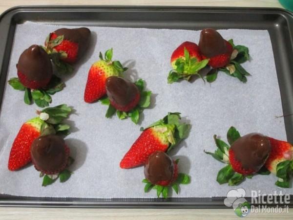 Fragole al cioccolato 6