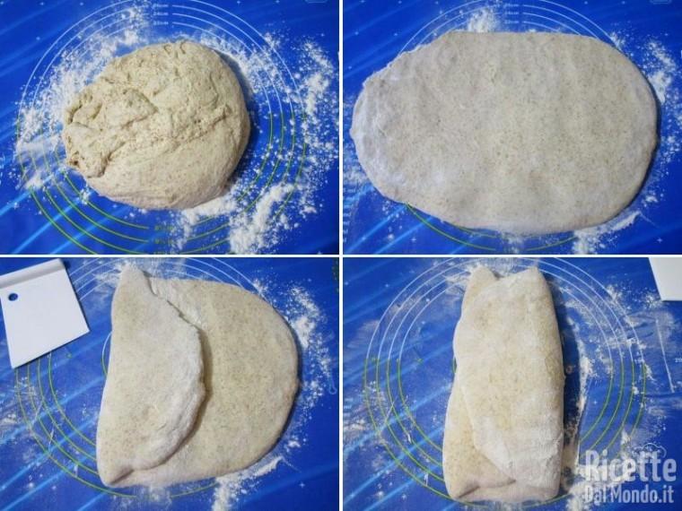 Pane integrale con lievito madre 6