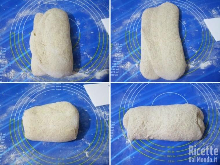 Pane integrale con lievito madre 8