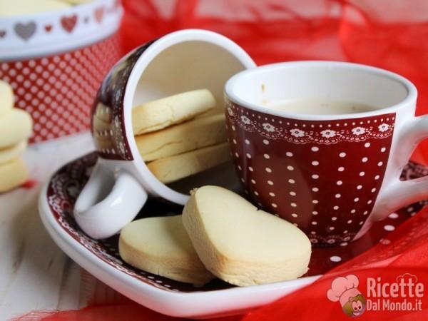 Cuoricini gluten free - biscotti senza glutine