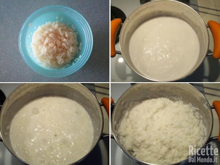 Riso jasmine al latte di cocco 2