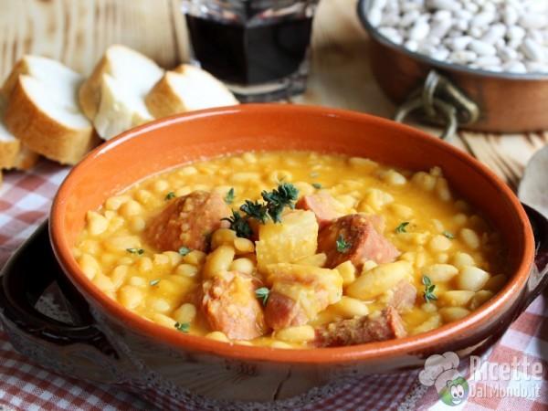 Ricetta fabada asturiana