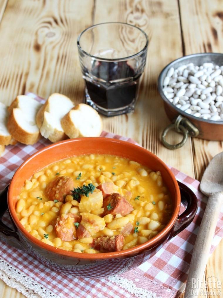 Come fare la fabada asturiana