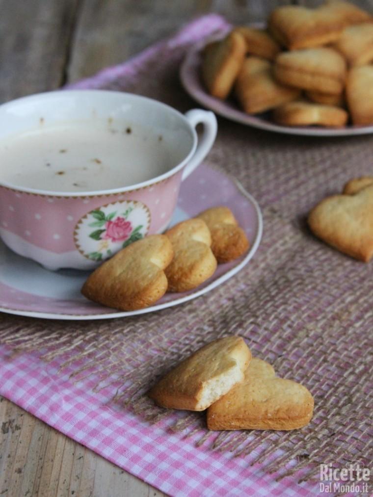 Come fare i biscotti di frolla allo yogurt