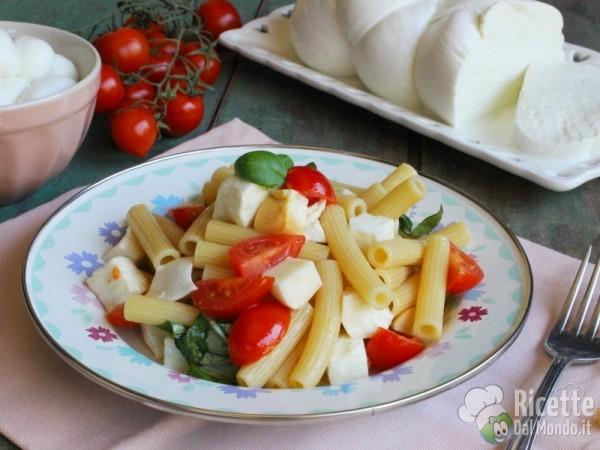 Ricetta pasta alla checca