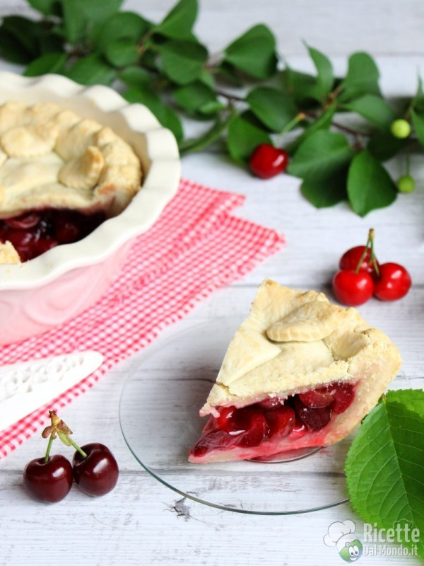 Come fare la cherry pie