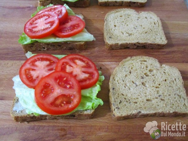 Sandwich BLT 6