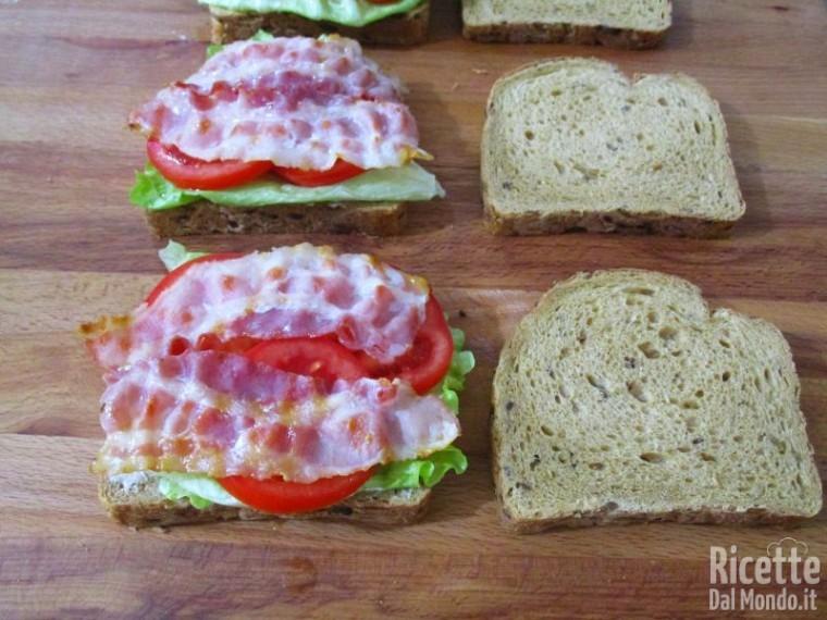 Sandwich BLT 7