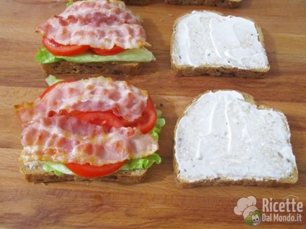 Sandwich BLT 8