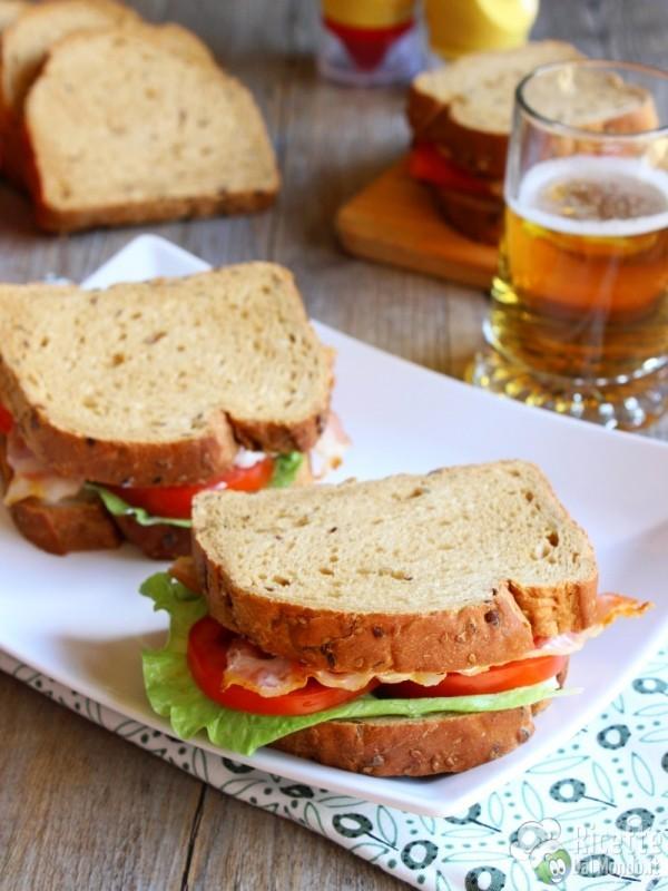 Ricetta sandwich BLT