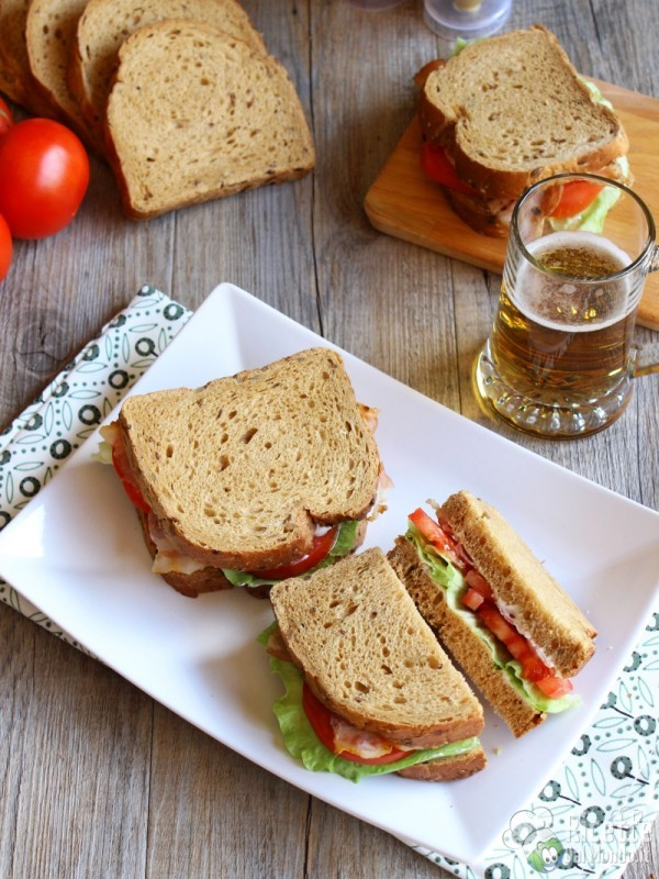 Come fare il sandwich BLT
