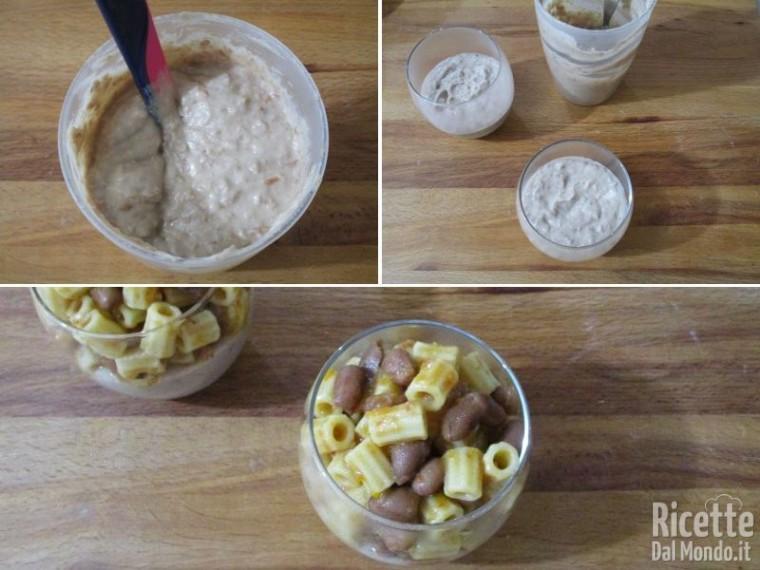 Pasta e fagioli nel bicchiere 10