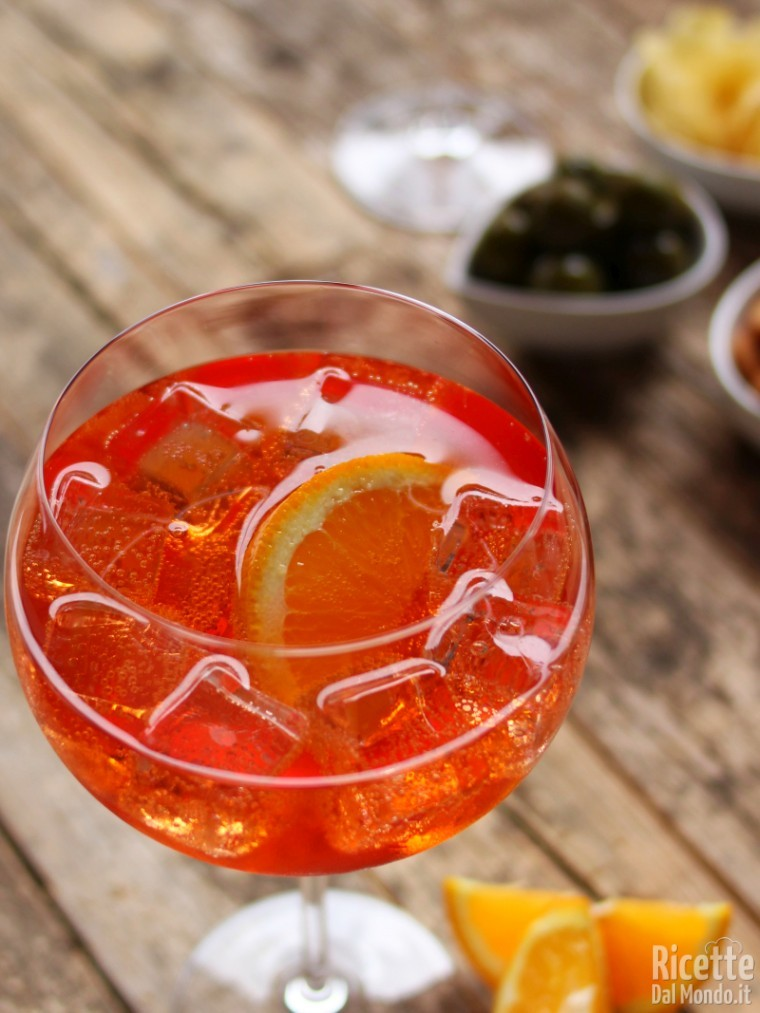 Come fare lo spritz
