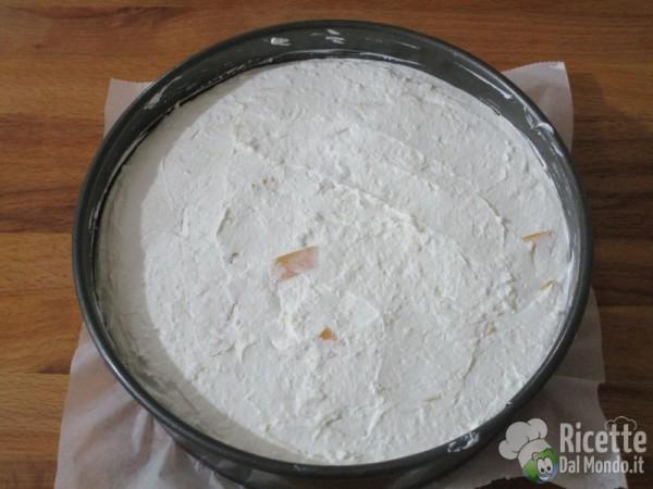 Cheesecake al mango 8
