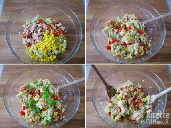 Insalata di quinoa e tonno 5