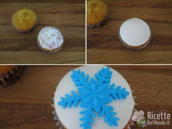Cupcakes di Frozen  6