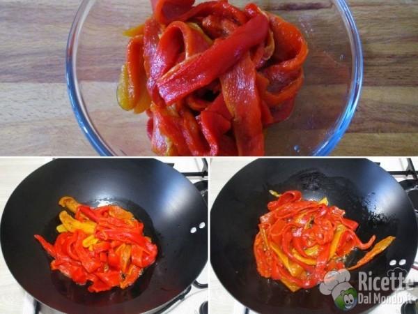 Torta di peperoni e yogurt 2