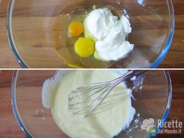 Torta di peperoni e yogurt 3