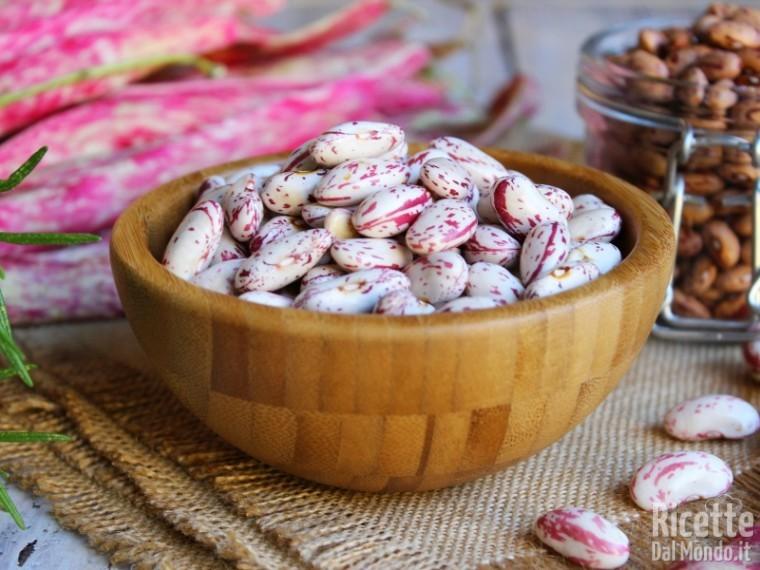 Come pulire e cuocere i fagioli borlotti freschi 12