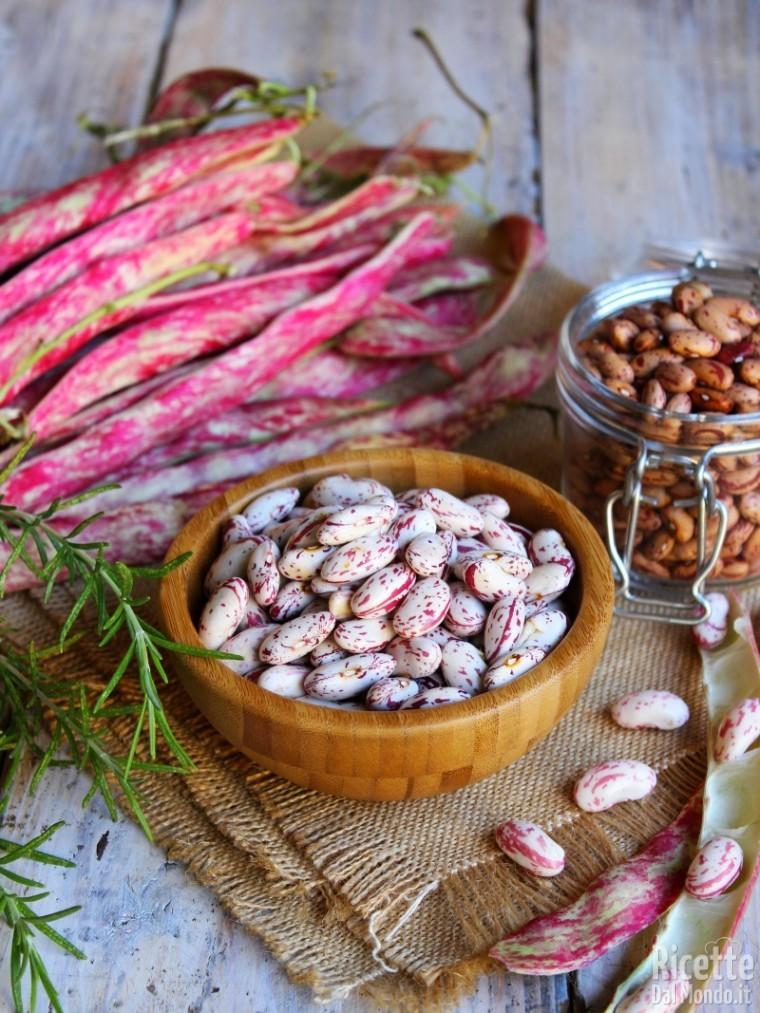 Come pulire e cuocere i fagioli borlotti freschi 14