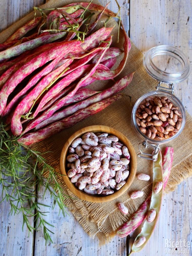 Come pulire e cuocere i fagioli borlotti freschi 15