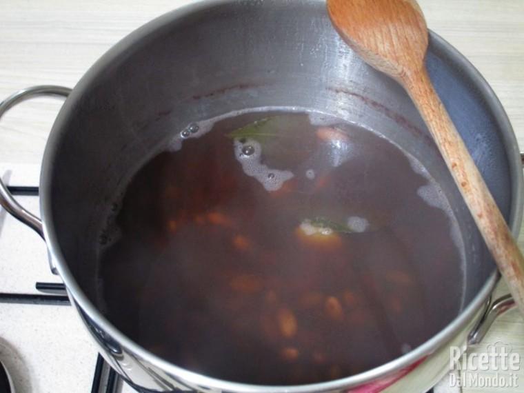 come pulire e cuocere i fagioli borlotti freschi 10