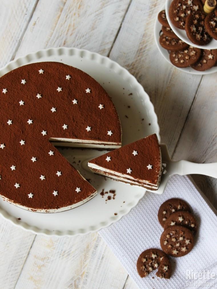 Cheesecake pan di stelle 9