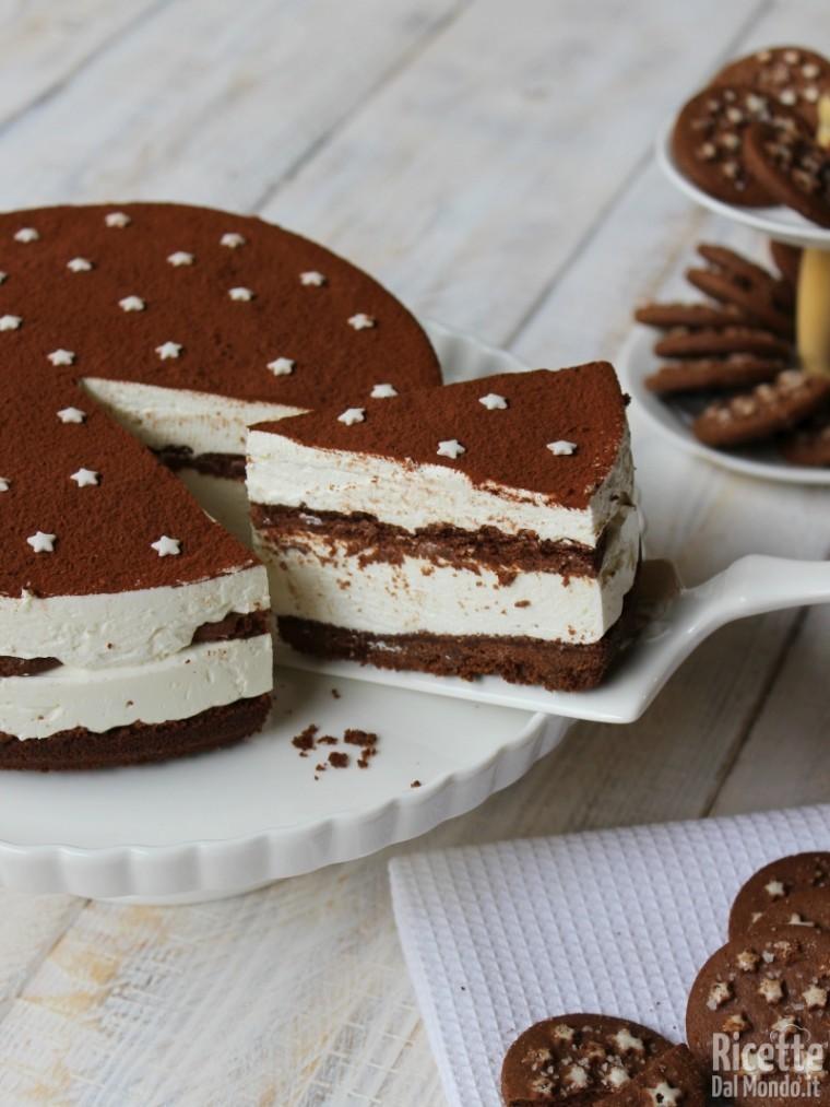 Cheesecake pan di stelle 8