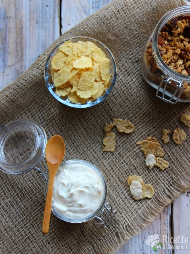 Come fare lo yogurt greco