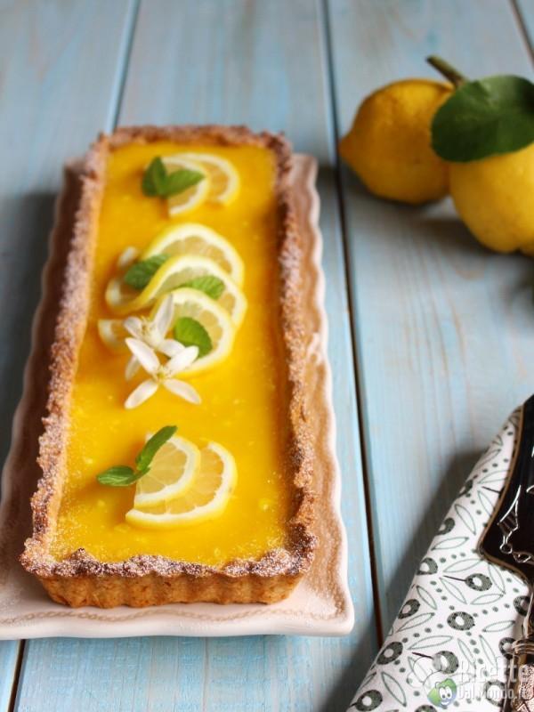 Come fare la crostata al lemon curd
