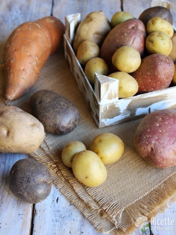Come scegliere le patate per cucinarle