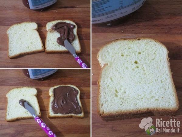French toast Nutella e fragole 5