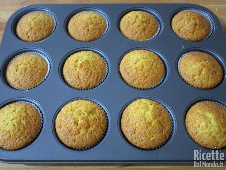 muffin alla zucca e Nutella Bimby 3